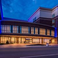 SpringHill Suites by Marriott Oklahoma City Downtown, hotel in Bricktown, Oklahoma City