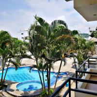 La Bocana, hotel em Tonsupa