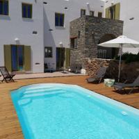 Agiasi Villas, отель в городе Lefkes