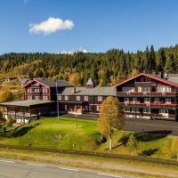 Hovda Valdres fjellhotell, hotell i Tisleidalen