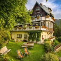 Villa Daheim Semmering, hotel in Semmering