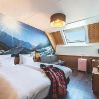 Alpine Hotel SnowWorld