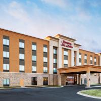 Hampton Inn & Suites Chicago/Waukegan, hôtel à Waukegan