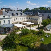 Château Belmont Tours by The Crest Collection, hotel in Tours