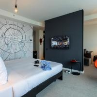 Pentahotel Moscow, Arbat, hotel in Moscow