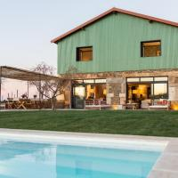 Quinta do Olival Loft Farmhouse in Douro Valley