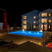 Villa Anja 2nd floor, hotel in Peroj