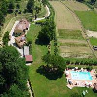Agriturismo Podere Bucine Basso, hotell i Lari