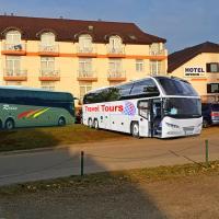 Hotel Imperium, отель в городе Моравске-Топлице