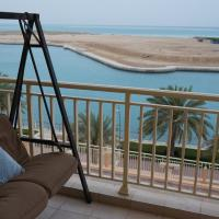 marina two apartment 201 with direct sea view, hotel em King Abdullah Economic City