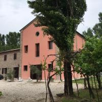 Casa Madonna Boschi, hotell i Poggio Renatico