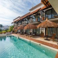 Caribbean Paradise Boutique Hotel, hotel in Playa del Carmen