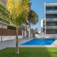 Hauzify I Apartaments Coral, hotel en Torredembarra