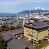 Hotel Housei, khách sạn ở Yamanouchi