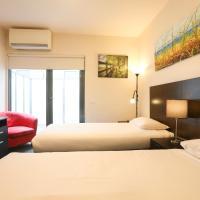 Alston Apartments Hotel, hotel in Carlton, Melbourne