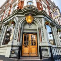 The Brook Green Hotel, hotel en Hammersmith, Londres