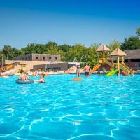 Safaritent at Familiepark Goolderheide, hotel in Bocholt