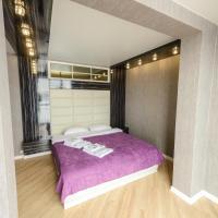 Three Bedroom Apartment Violet- Роскошная 3-комнатная квартира с ВИДОМ на ЗАЛИВ, 6 спальных мест