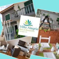 """Deluxe B&B """"Villa Alegria"""", Tarrafal"""
