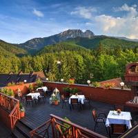 Hotel Belvedere Resort&SPA, hotel in Zakopane