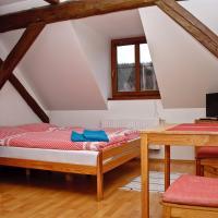 Penzion u Vodopádu, hotel v destinaci Karlova Studánka