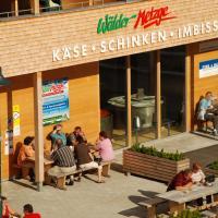 Wäldermetzge Hüttenzimmer, hotel in Warth am Arlberg