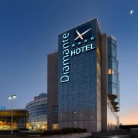 Hotel Diamante, hotel in Alessandria