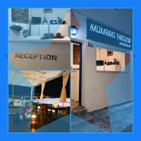 Halikarnas Pansiyon, hotell i Bodrum City