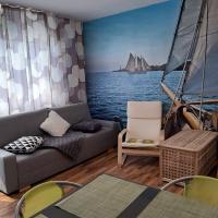 apartament 2 camere, hotel in Sulina