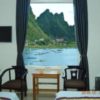 Son Doong Riverside, hotel in Phong Nha
