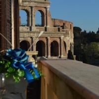 Balcony Colosseum View