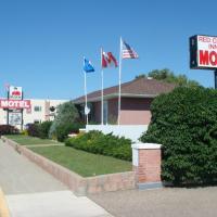 Red Coat Inn Motel, отель в городе Форт-Маклеод