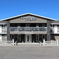 Arbour Ridge Inn & Suites, hotel em Kindersley
