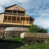 Hotel Tsasne, hotel v destinaci Omalo