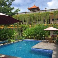 Saka Boutique Hotel, hotel di Nusa Penida