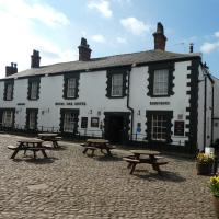 Royal Oak Hotel, Garstang, hotel in Garstang
