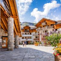 Hauts de Préclaux By Infini Mountain, hotel in Les Orres