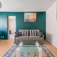 StayLib - Spacious flat 45m2 - 15min Paris & Orly, hotel en Alfortville