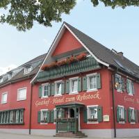 Gasthof Hotel zum Rebstock, hotel in Malterdingen