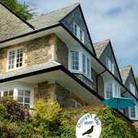 Chough's Nest Hotel, hotel in Lynton