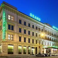 Grandhotel Brno, hotel v Brne