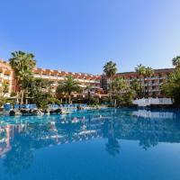 Puerto Palace: Puerto de la Cruz'da bir otel