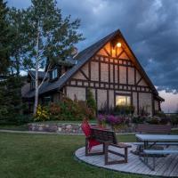 Rocky Ridge Country Lodge, hotel di Mountain View