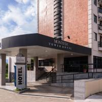 Montese Tower Hotel, hotel in Resende