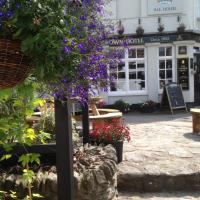The Crown Hotel, hotel in Lynton