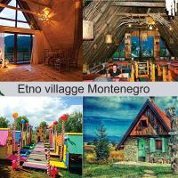 Etno Selo Montenegro, hotel in Plužine