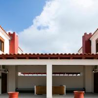 Fοivos and Athina Villas, hotell i Archanes