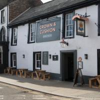 Crown and Cushion Appleby