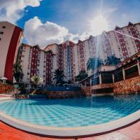 HOT SPRINGS HOTEL - BVTUR, hotel in Caldas Novas