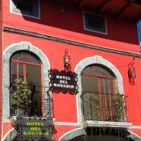 Hotel del Rosario, hotel din Zacatlán